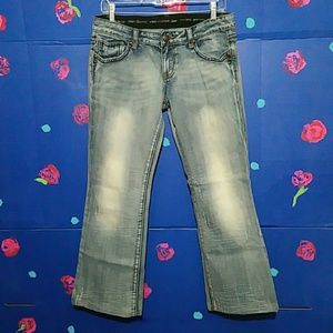 REROCK for Express Boot Jeans Size 8